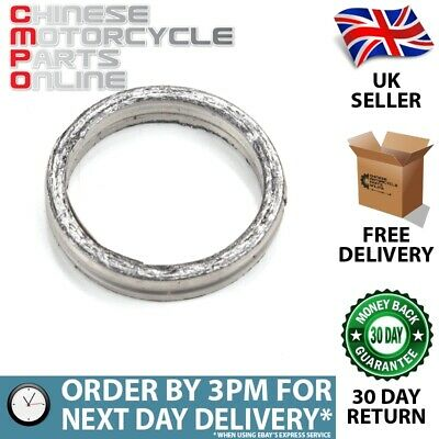 Exhaust Gasket 32x25.5mm for Honda, Lexmoto (EXHSGSKT021)