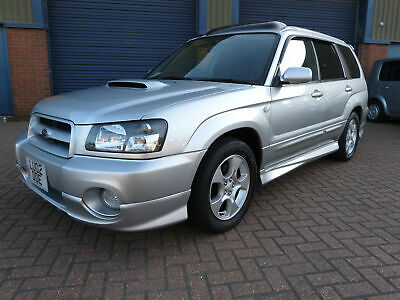 Subaru Forester XT 2.0i Turbo 4WD