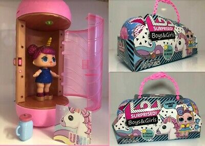 5 Pcs with accessories LOL Surprise DOLL SERIES 9 with 1 Ball and surprise doll