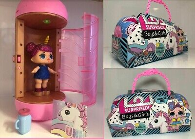 LOL: surprise Light & Music box Boy and girl Lets be friend collection Xmas gift