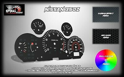 Nissan 350Z Custom Gauges