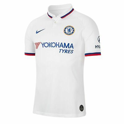 Chelsea Away Shirts 2019/2020 Top Quality Adult Size Football Jersey (S,M,L,XL)
