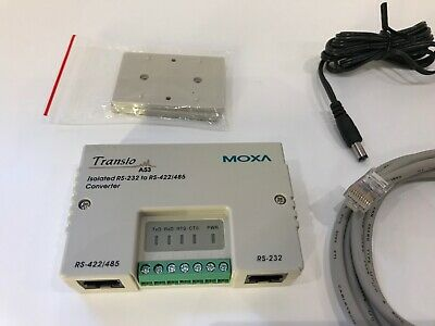 Moxa Transio A53 Smart Converter, Used