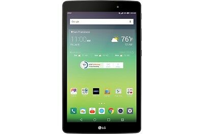 LG G Pad X 8.0 V520 32GB Wi-Fi + 4G LTE (AT&T Unlocked) 8in Tablet - NOT WORKING