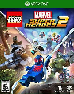 LEGO Marvel Super Heroes 2 Xbox One New Xbox One, Xbox One