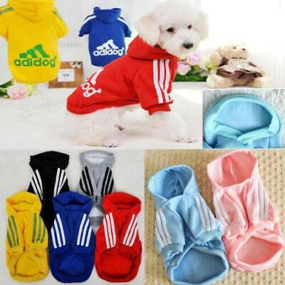 Pet Coat Dog Jacket Winter Clothes Puppy Cat Sweater Cute Clothing Apparel NEW