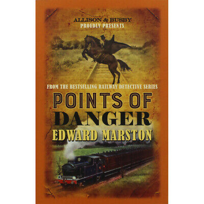 Points of Danger by Edward Marston (Paperback), Fiction Books, Brand New