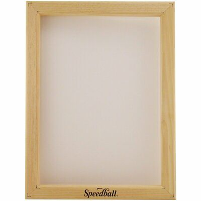 Speedball 4712 10 Monofilament Screen Printing Frame 10 x 14""