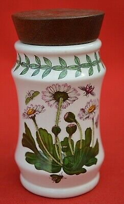 Portmeirion Botanic Garden Beautifully Shaped Spice Jar - Unused Condition!