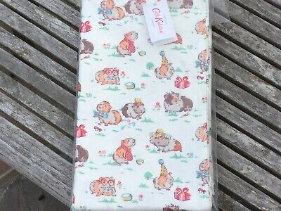 Cath Kidston Pets Party Guinea Pigs Tablecloth - Brand New