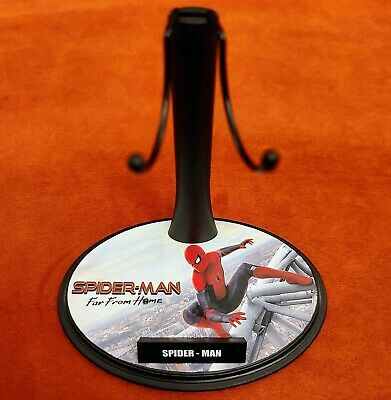 Spider-Man Far From Home - Peter Parker - Base Stand Custom 1/6 - For Hot Toys