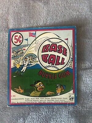 """1970s VINTAGE ⚡️GUMBALL MACHINE⚡️ """"BUBBLE GUM""""CARD SIGN AS-IS AS FOUND 👀L@@K👀"""