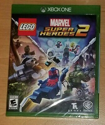 Lego Marvel Super Heroes 2 (Microsoft Xbox One) NEW FACTORY SEALED -- Video Game