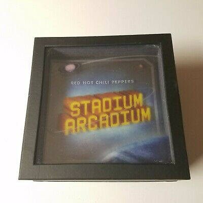 Red Hot Chili Peppers Stadium Arcadium Limited Special 2 CD DVD Booklet Box 2006