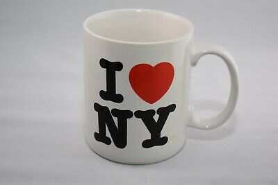 I Heart NY Mug | I Love NY | New York | NYC | NY Mug | Big Apple Coffee Mug |