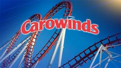 Carowinds e-tickets -1 Day Admission (saturday) (3 e-tickets available)
