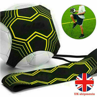 Kick Soccer Football Trainer Aid Practice Sport Equipment Training For Kid Adult