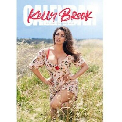2020 Official Kelly Brook Calendar By Danilo