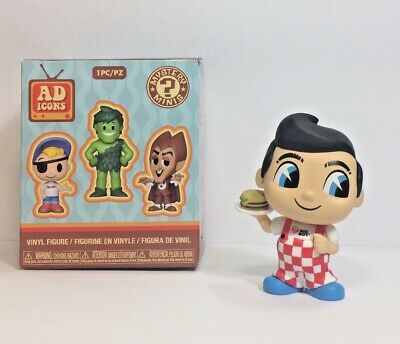 Funko Mystery Minis Ad Icons Bob's Big Boy Collectible Vinyl Figure 1/6 Bobs