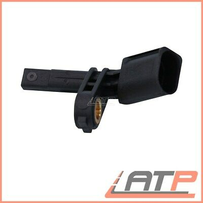 Abs Wheel Speed Sensor Front Or Rear Axle Right Rh Vw Caddy Mk 3 04-