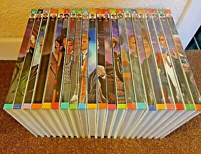 Doctor Who The Complete History (Hachette Partworks) Issues 1-21