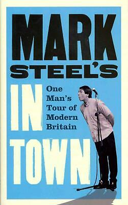 Mark Steel's in Town by Mark Steel (English) Paperback Book Free Shipping!
