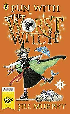 Fun with The Worst Witch (World Book Day), Murphy, Jill, Used; Good Book