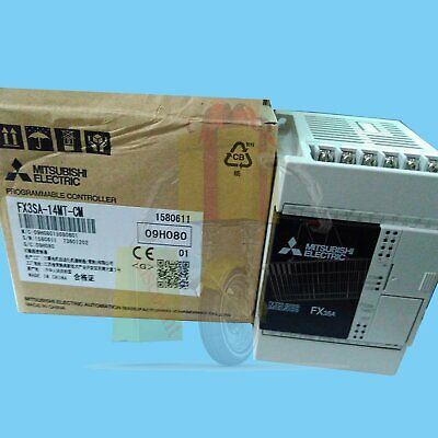 Mitsubishi FX3SA-14MT-CM Programmable Controllers NEW IN BOX free shipping