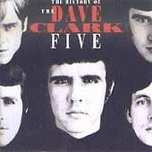 DAVE CLARK FIVE - HISTORY OF THE DAVE CLARK FIVE 32 PG. BOOKLET ( 2 AUDIO CDs )