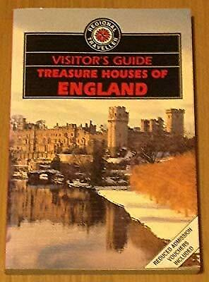Visitors Guide to the Treasure Houses of England (Visitors guides), Barton, John