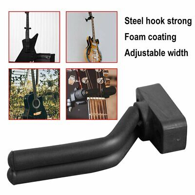 Guitar Hanger Stand Holder Wall Mount Display Acoustic Electric Guitar LK