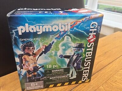 PLAYMOBIL 9224 SPECTRUM SPECTRE ¡CONDITION NEW GHOST GHOST