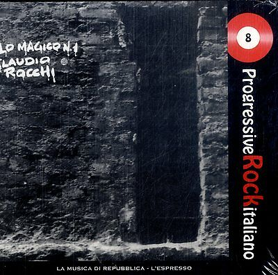 CLAUDIO ROCCHI Volo Magico N.1 CD NEW Digipack SEALED Editoriale