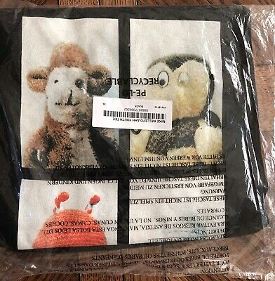 ⭐️ New Supreme Mike Kelley AhhYouth! Tee Slate Black SS18 Size XL 💯 Authentic ⭐