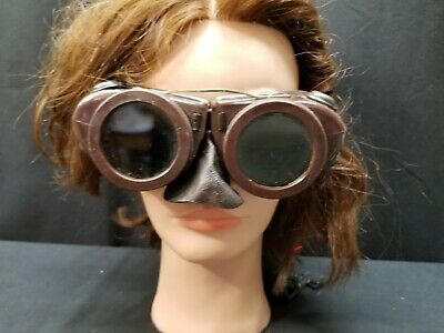 Vintage WILLSON Welding Goggles Safety Glasses