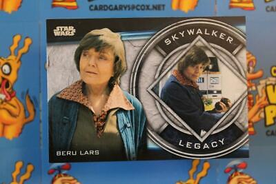 2019 Topps Star Wars Skywalker Saga Legacy Chase Card Ft-5 Beru Lars