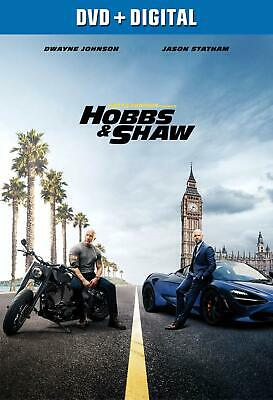 Fast & Furious Presents Hobbs & Shaw PRE ORDER Title Releases Nov 5, 2019