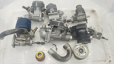 OPS 67 NITRO Marine Engine for RC Complete Used - $134 99