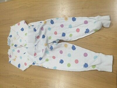 Girls 2 Pairs Pyjamas. Shorts Set And Long Set. Age 2- 3 Years