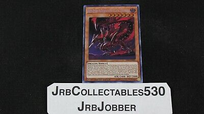 Yugioh! Red Eyes Alternative Black Dragon Tn19-En005 Prismatic Rare!