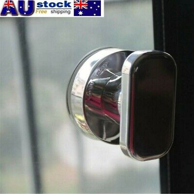 Strong Suction Cup Drawer Glass Mirror Door Pull Knobs Toilet Bathroom Handle AU