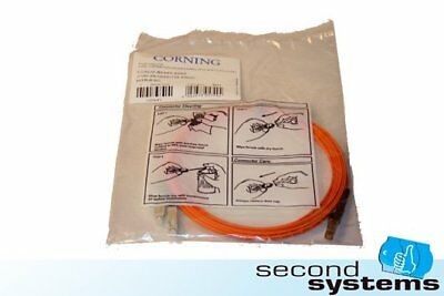 New - Corning 5m Fiber Optic Connection Cable Mtrjf - Sc - 2X1G50/125