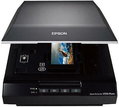 Epson Perfection V600 Home Photo Flatbed Scanner 23 Seconds a Page Scan Speed