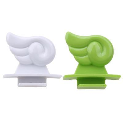 Creative Wing Shape Toilet Cover WC Cover Lifting Device Bathroom Accessory LA