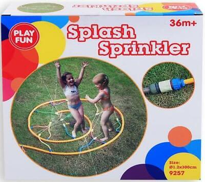 Playfun Waterspeelgoed - Splash Sprinkler - 3 Meter