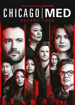 Chicago Med: Season Four Used - Very Good Dvd