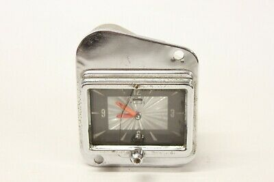 Fits RoundSpeedometer Chrome Plated Mid Model A Ford Dual Gauge Holder