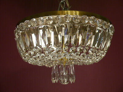 Brass Crystal Ceiling Lamp Lightings Chandelier Used Plafonnier 3L Home Decor