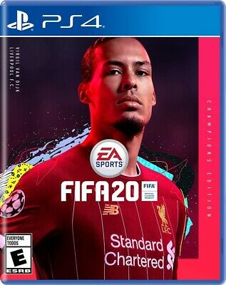 FIFA 20 Champions Edition Playstation 4 PS4 Brand New Factory Sealed