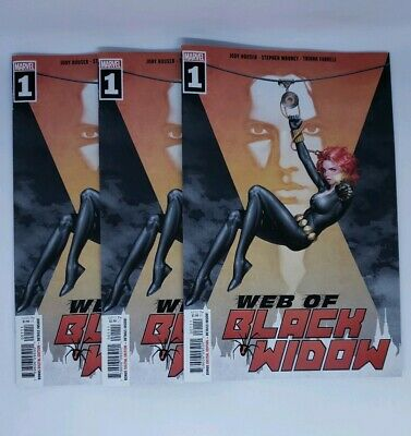 Web Of Black Widow #1 (Of 5) Cover A Yoon Pre-Sale 9/4/19 NM